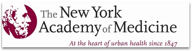 New York Academy of medicine banner